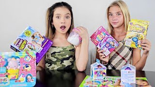 Whose SLIME is BETTER with Sophie Michelle Says