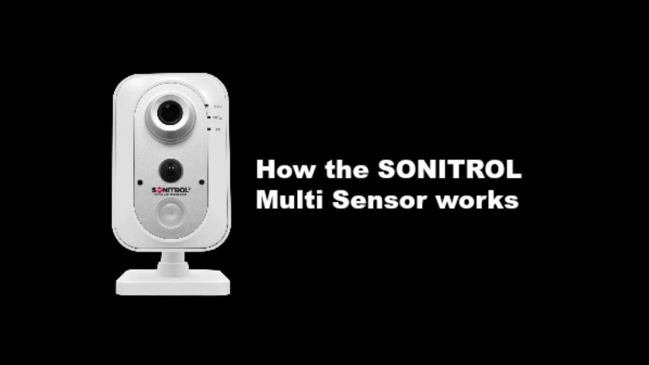 How Sonitrol's Multi Sensor works