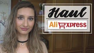 ALIEXPRESS Haul Belleza y más
