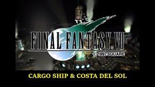 Final Fantasy 7 - Cargo Ship & Costa Del Sol - 16