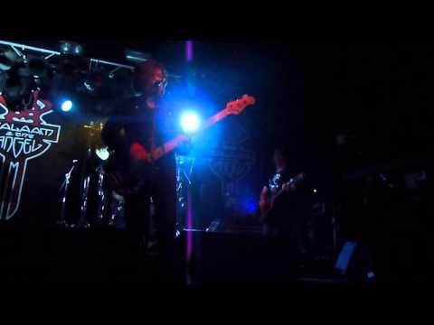 Balaam & The Angel - Two Into One - The Garage, Islington - 08/11/2014