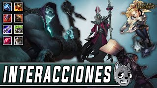 Yorick | Interacciones a campeones y objetos (Latino) [League of Legends]