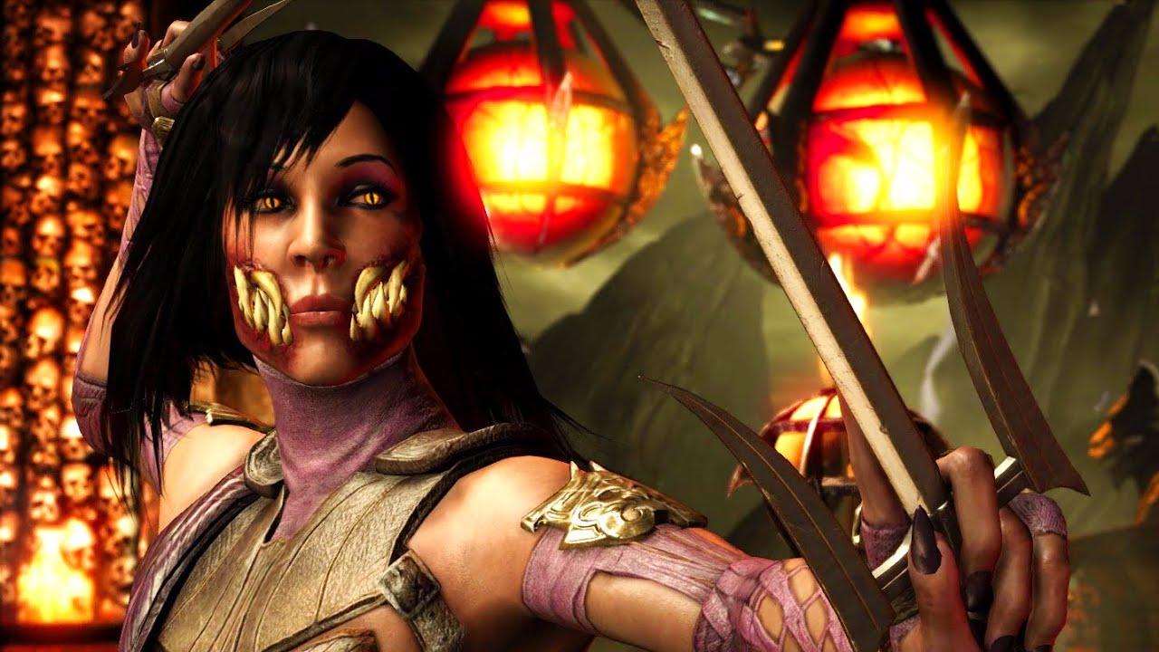 Mortal Kombat X Endless Tower With Mileena Ravenous Youtube