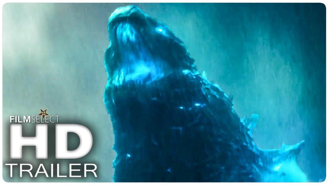 Godzilla 2 Rey De Los Monstruos Trailer Español 2019 Youtube