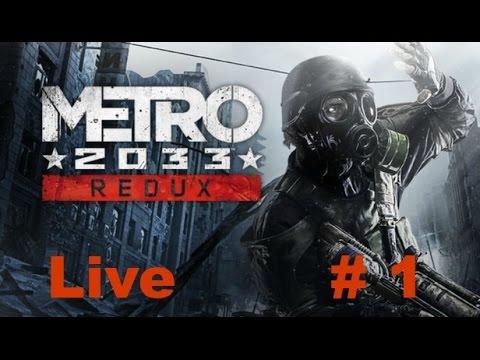Metro 2033 (ნაწილი 1)