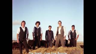 The Spats - Cow Cow Boogie - ft. Rebecca Woolston
