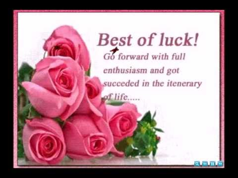 #Good Luck wishes, SMS, Whatsapp video, All the best message for Exams#