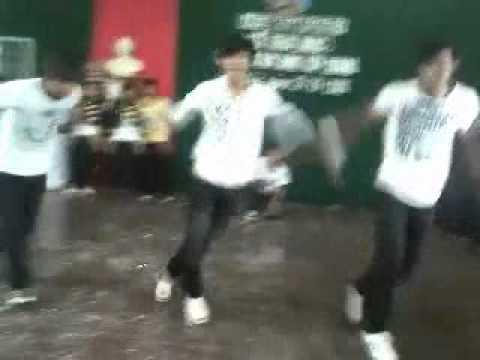 hip hop dance 12b5 lê thị pha