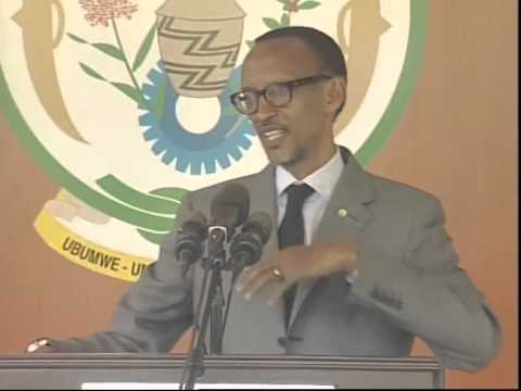 Joint Press conference with President Kagame and President Teodoro Obiang Nguema