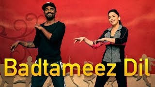 Remo D'Souza dances to 'Badtameez Dil!'