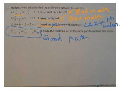 What is Quantitative Reasoning? (Lesson 1)