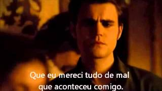 TVD 5X11 - Stefan se despede de Katherine e lhe dá um sonho
