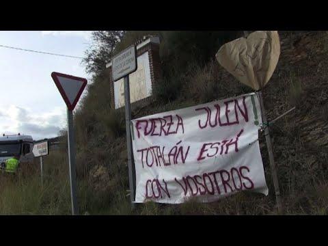 Spagna, nuove complicazioni per trovare il bimbo caduto nel pozzo