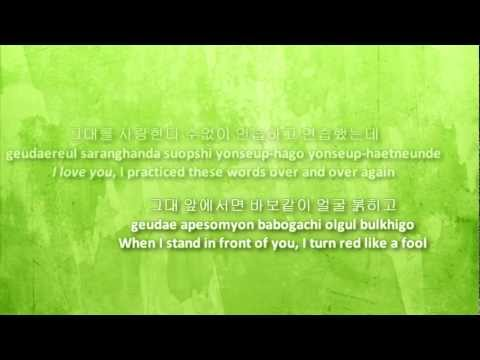 You and I, Heart Fluttering - Acoustic Collabo ft. Soulman (eng|rom|han lyrics)