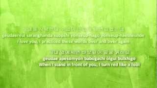 You And I, Heart Fluttering - Acoustic Collabo Ft. Soulman (eng|rom|han Lyrics)