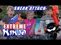 Sneak Attack Squad Ninja Training