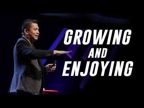 Growing & Enjoying | Dr. Anthony Velasco (September 03, 2017)