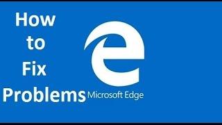 Reinstall Microsoft Edge to fix problems - Howtosolveit