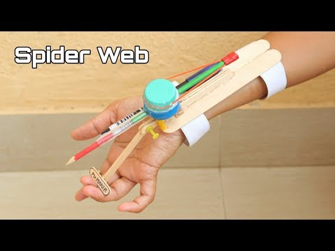 How to make a Spider Web - Simple & easy