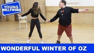 Mackenzie Ziegler Fills Dorothy's Slippers in The Wonderful Winter of Oz!