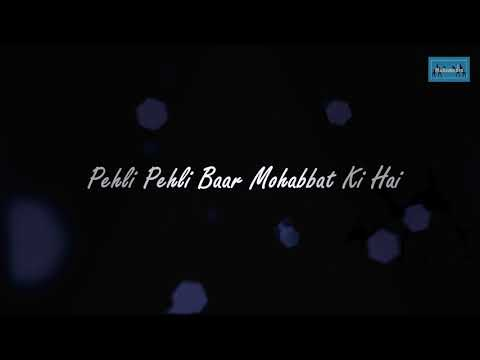 Pehli Pehli Baar Mohabbat Ki Hai Hindi Unplugged (Cover) Singer - Sumit Saha