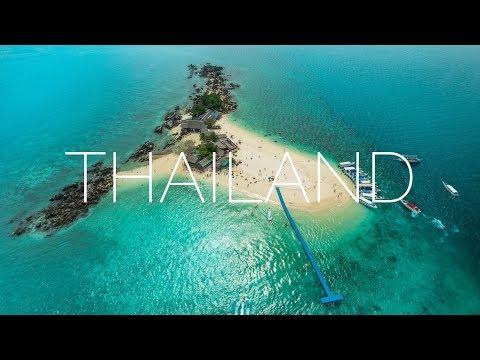 Phuket - My First Trip To Thailand [4K]