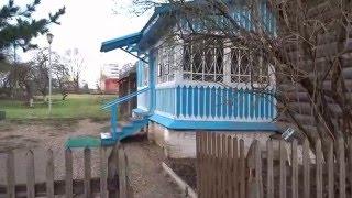 Город Гагарин. Дом семьи Гагариных 22 декабря 2015 год.