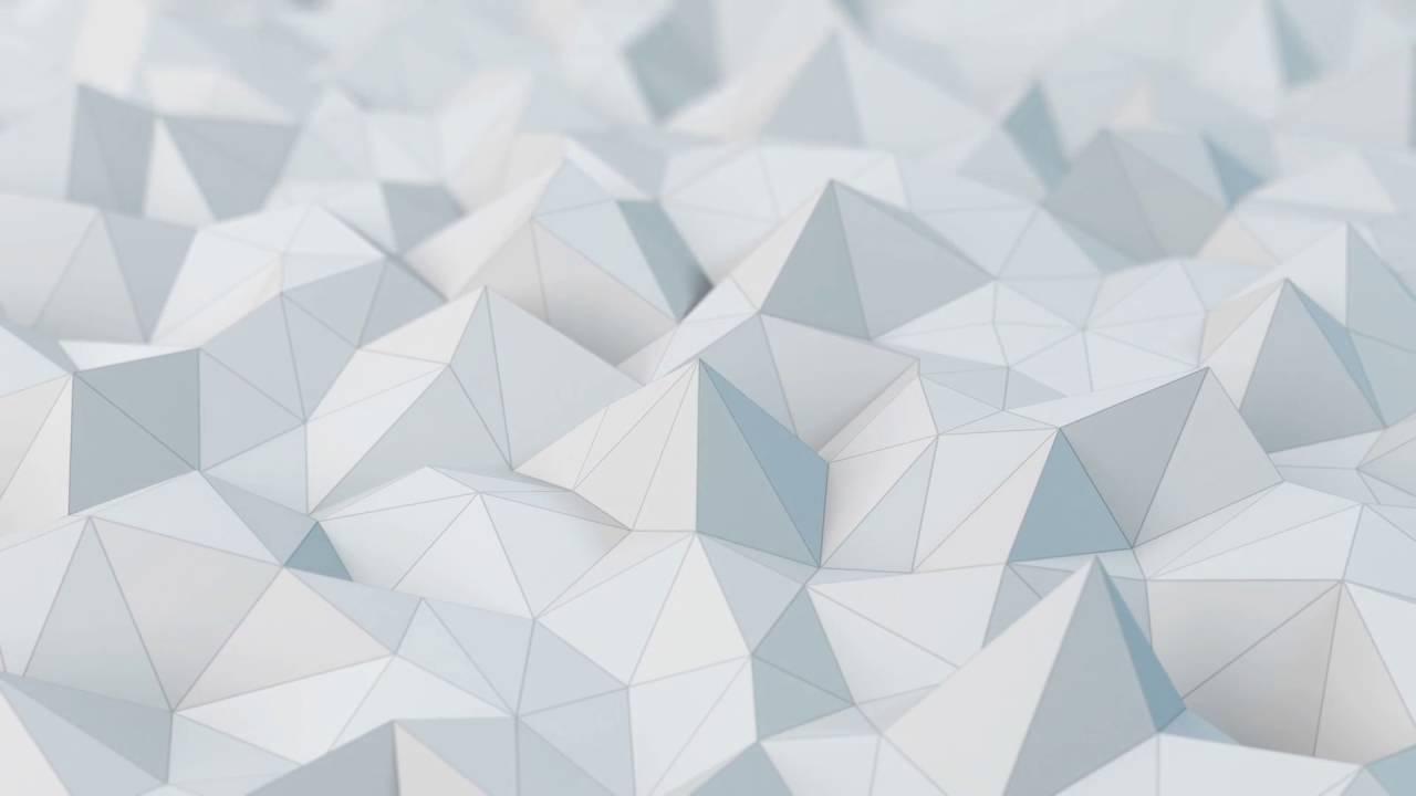 white triangles background - YouTube