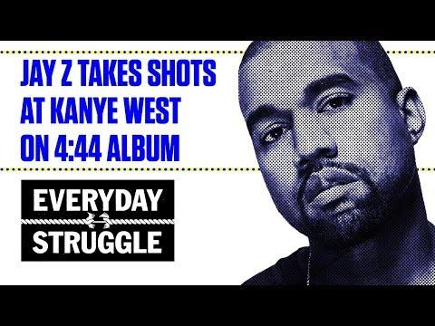 Jay Z Calls Out Kanye West on 4:44 Album