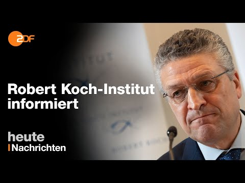 Coronavirus: Robert Koch-Institut Informiert über Aktuelle Lage