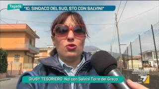 'Io, sindaco del Sud, sto con Salvini'
