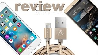 ALDOM 2.1 Amp Charging Cable for ANDROID and iOS | Bigtruckseriesreview Motorsports