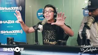 Lil Dee Freestyle on Shade 45's Showoff Radio with Statik Selektah