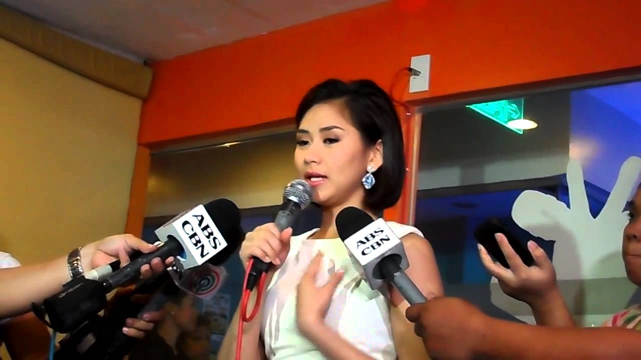 """Sarah Geronimo thrilled over """"The Voice Kids"""" - YouTube"""