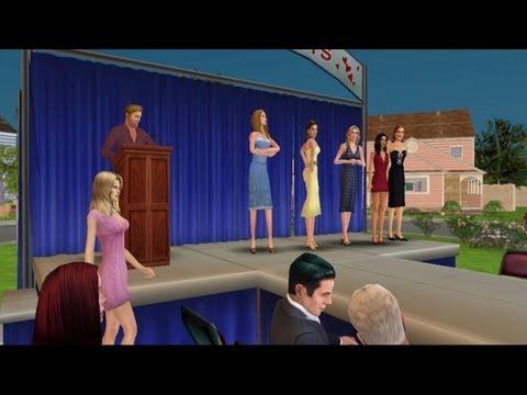 Let's Play Desperate Housewives #34 - Die große Modenschau