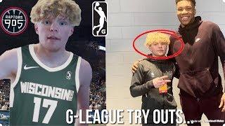 Tristan Jass RECEIVES Interest From NBA G-League Team Raptors 905... FT. Deestroying & Filayyyy