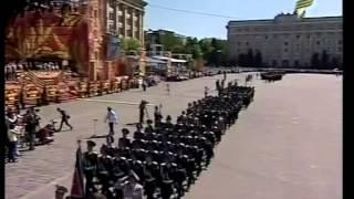Военный парад в Харькове 9 мая 2013