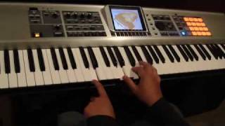 SWV - Weak - Piano Tutorial