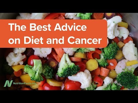 The Best Advice on Diet and Cancer