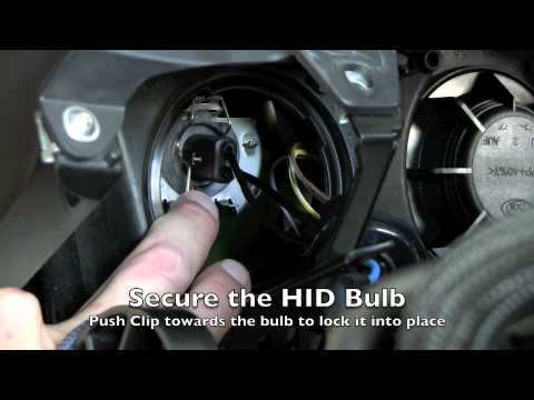 Bmw R1200rt Hid Xenon Installation Youtube