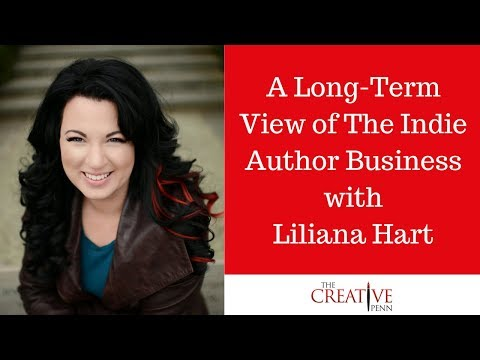 A Long-Term View of The Indie Author Business With Liliana Hart