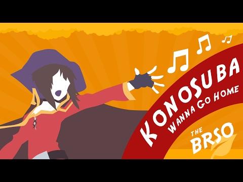 KonoSuba - Wanna Go Home (Ouchi ni Kaeritai) Orchestra