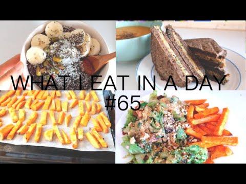 what-i-eat-in-a-day-|-une-journée-dans-mon-assiette-#65-2020