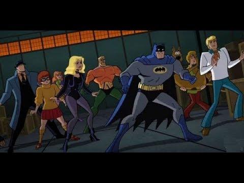 Download Descarga Scooby-Doo y Batman el valiente de mega