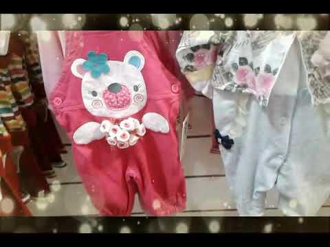 51e4280a1 جولةفي محل بيع ملابس الاطفال بانقرة - YouTube