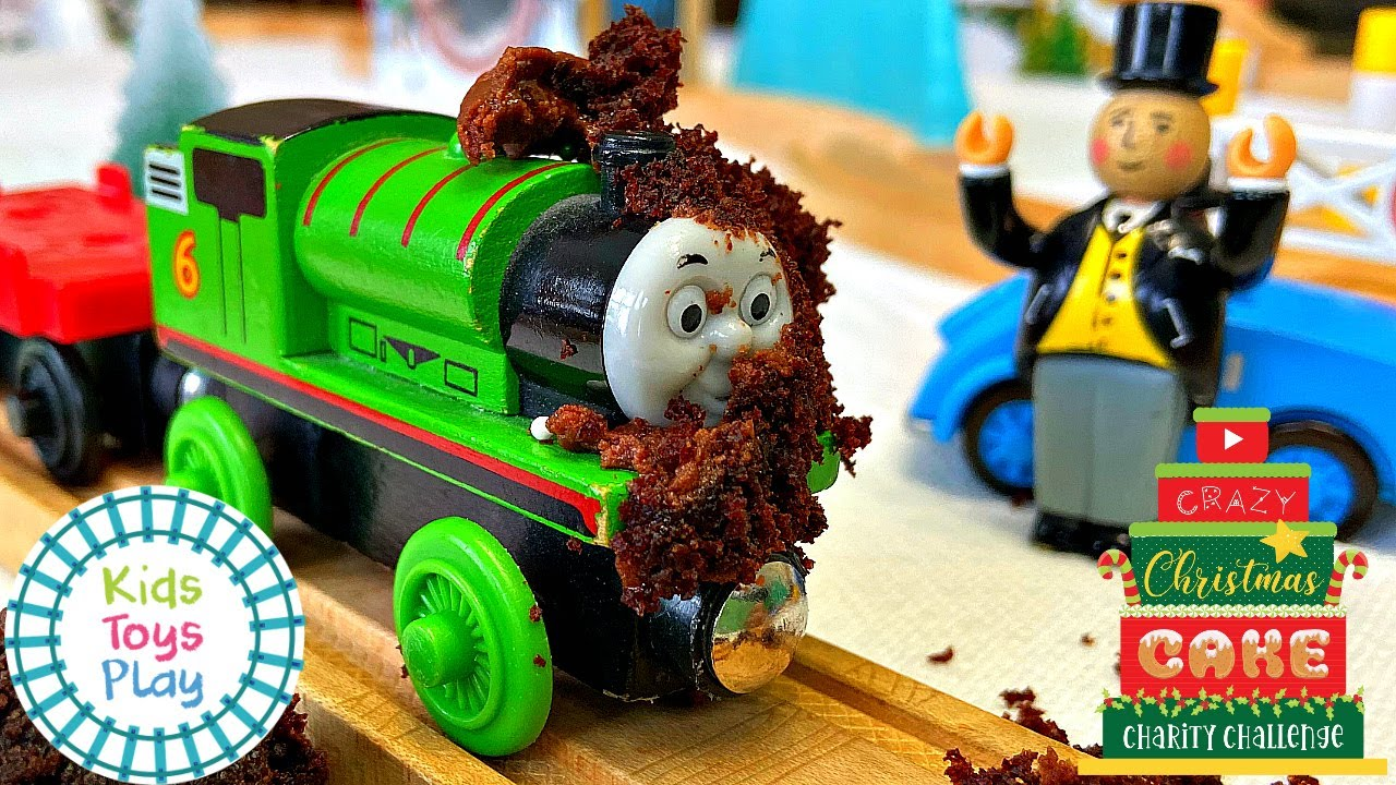 Thomas & Friends Hasty Cakes | TTTE Full Episode Parody Season 7