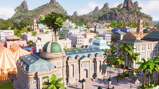 NEW Tropico 6 DLC - The Llama of Wallstreet   Ep. 3   Tropico 6 DLC Gameplay
