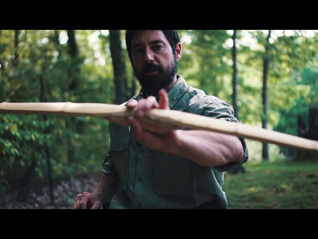 Build the Bamboo Recurve Part 2