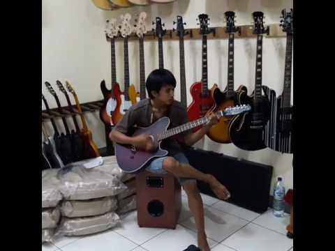 check sound gitar gillmore GA-04