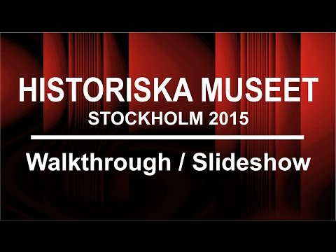 Viking Expo at Historiska Museet Stockholm - Slideshow